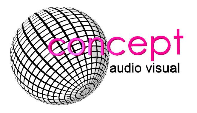 Concept Audio Visual